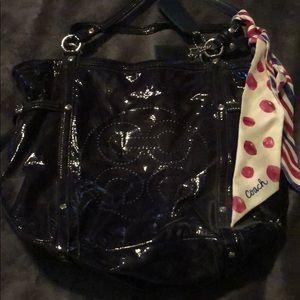 Coach Bags - Coach Patton leather purse